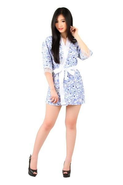 Lingerie Ruby Kimono