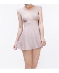 Alessandra Nude Babydoll