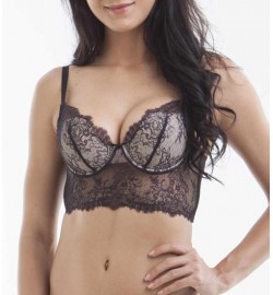 Raquel BRAS Fashion Briana Black
