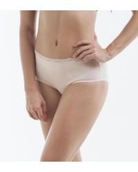 Caitlyn Nude High-Waist