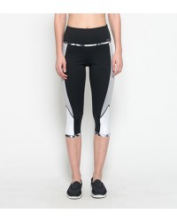 Jordin Black Capri Pants