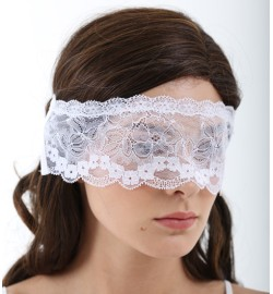 raquellingerie X Ayla Dimitri ACCESSORIES Eye mask Leia Eyemask