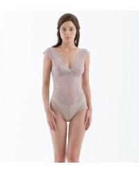 Liese Bodysuit Nude