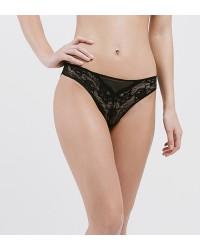 Malorie Black Bikini Panty