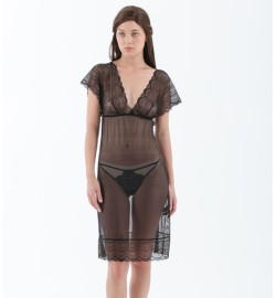 raquellingerie X Ayla Dimitri LINGERIE Slip Dress Nara Slip Dress
