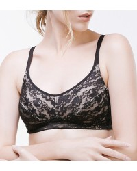 Zhanna Black Mastectomy Bra