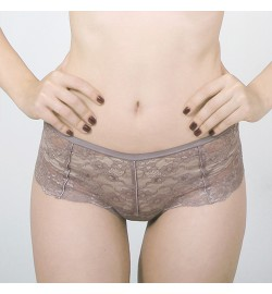 Raquel PANTIES Thong Caterina Brown