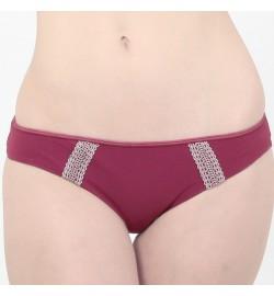 Raquel PANTIES Bikini Darcy Maroon